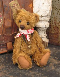 Potbelly Bears at Silly Bears - New and Vintage Collectable Teddy Bears, Aberdeen, Scotland