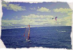 Kiteboardingand and windsurfing in Seattle, WA - http://www.extrahyperactive.com/  #kiteboarding, #kitesurfing, #windsurfing, #Seattle, #Washingtonstate, #adventure, #travel, #HyperActiveX