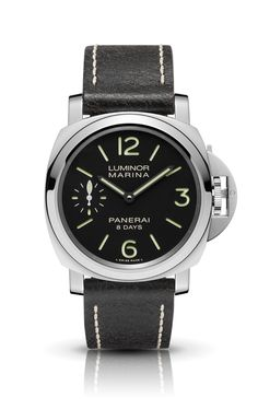 LUMINOR MARINA 8 DAYS PAM00510 - Collection LUMINOR - Watches Officine Panerai
