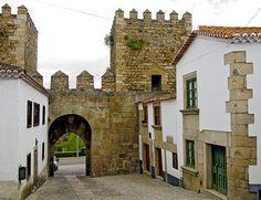 Miranda do Douro - perto de Braganca