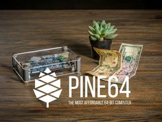 PINE A64 is the world's first 64-bit expandable Quad Core 1.2Ghz supercomputer, tablet, media center, and more... starting at just $15.