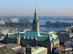 Bustour Hamburg für Gruppen - Stadtführer mieten