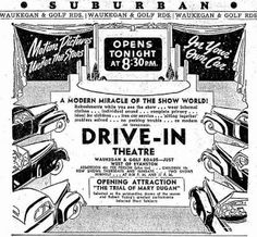 Classic movie site with rare images (no web grabs!), original ads, and behind-the-scenes photos, with informative and insightful commentary. We like to have fun with movies! Vintage Movie Theater, Drive In Movie Theater, Vintage Movies, Modern Miracles, Vintage Advertisements, Ads, Movie Sites, Wall Of Fame, Rare Images