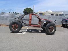 long wheelbase truggy
