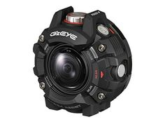 casio GZE 1 fuses an action camera with a G-shock Grimm, G Shock Watches, Photography Gear, Portrait Photography, Home Security Systems, Camera Accessories, Tech Gadgets, Technology Gadgets, Fujifilm Instax Mini