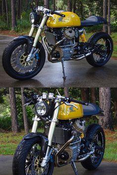 Custom Honda CX500 Cafe Racer Honda Motorbikes, Honda Cx500, Triumph  Motorcycles, Honda Cb 0be93261a70