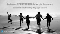 Who plays a key role in the #story of YOUR life?   #family #friends #storybooks #storytelling