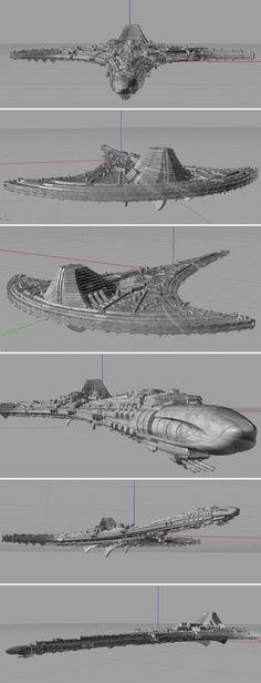 SGU Destiny model by tomperys - Bing Obrazy