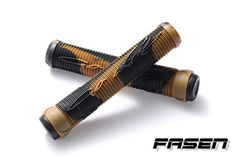 Fasen Fast Grips GumBlack ** Continue to the product at the image link. Kick Scooter, Hands, Accessories, Image Link, Awesome, Colors, Black, Black People, Colour