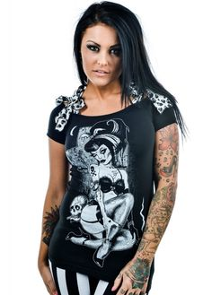 Too Fast Remember Billy Annabel Bow Top | Attitude Clothing