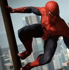E3 Trailer For The Amazing Spider-Man Game Shows Off New Character Designs