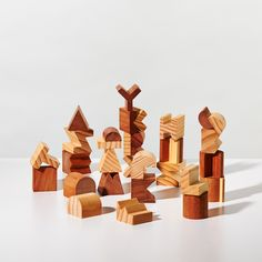 Make learning the alpha bet fun and chic! Alphabet Blocks Letter-From Building Toy