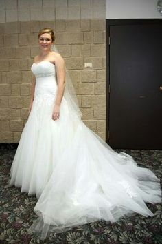 Pofe Beautiful Wedding Dresses
