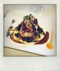 Souris d'agneau & Truffes noires de Lalbenque. Déjeuner à la Table de Haute Serre - Toques n'Truffes 2013