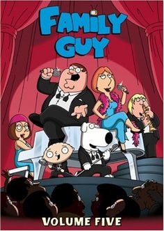 family guy volume 5 - Google Search