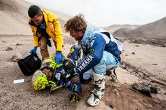 The agony and the ecstasy: Otherworldly photos from the spectacular Dakar rally Enduro Motocross, Motorsport Events, Rally, Motorcycle, Motorcycles, Motorbikes, Choppers