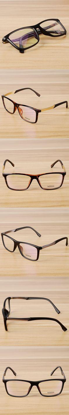 Men's Glasses Frame Brand Designer Male Quality Eyewear Frame Hot Sale Fashion Eyeglasses Myopia Optical Glasses