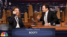 "THE TONIGHT SHOW STARRING JIMMY FALLON (November 17, 2014) ~ Benedict Cumberbatch & Jimmy play ""Three Word Stories,"" a mystery word game (3:47) [Video]"