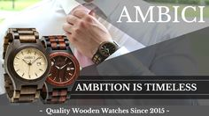 Help me win a free watch from Ambici Wooden Watches!  https://wn.nr/6Uw8BW