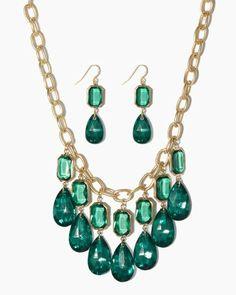 Portia Bead Necklace