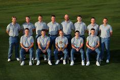 Ryder Cup Gleneagles 2014 - European Team