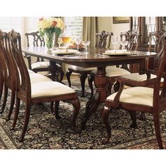 Solid Wood Dining Sets Piece Dining Set By L J Gascho Furniture