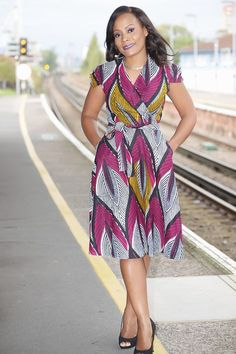 Hello,Seeing the marveling growth of Ankara in the Fashion community, you would have to believe that African Print Dress Designs, African Print Dresses, African Print Fashion, African Wear, African Fashion Dresses, African Women, Chitenge Outfits, Style Africain, Trendy Ankara Styles