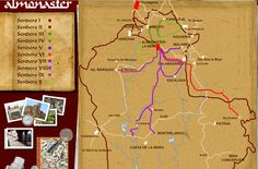 Mapa general de send