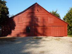 Shinn Park Historic Barn, Fremont, CA