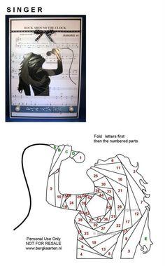 Irisvouwen: