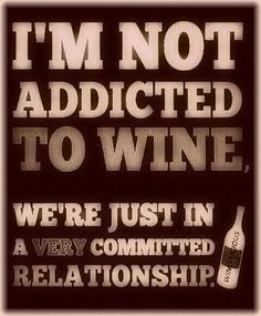 Committed to Wine... __[Via http://winolicious.com] (Remix↳₥¢↰)