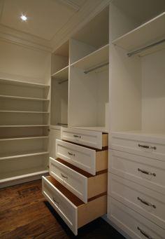 Closet Drawers - I'm in love!!!! <3