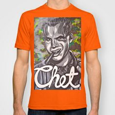 Weird Science  T-shirt by Portraits on the Periphery   - $22.00
