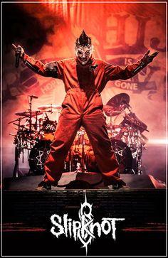 Corey Taylor - Slipknot.