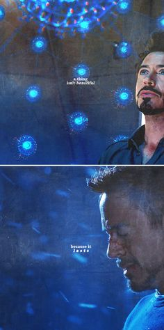 """""""Jarvis? Don't leave me, buddy..."""""""