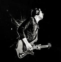 Paul Gilbert, guitarist of Mr. Big.