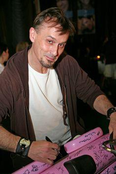 #Robert #Knepper, nicest. guy. ever. #Lunabrand #Celebrity