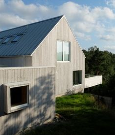 Sioo wood protection specified by award-winning architect