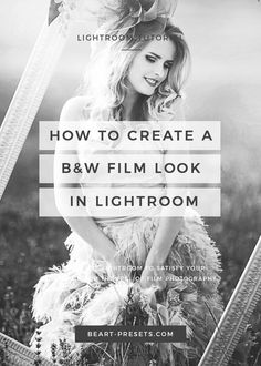 With a few steps in Lightroom, you can achieve the iconic look of photos shot on film without the mess or hassle of darkroom photography with a few tips.