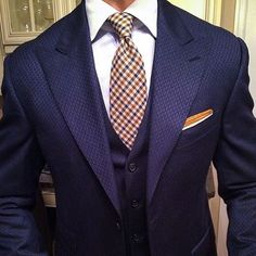 Navy Blue...nice fabric