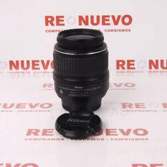 NIKKOR 18-55 DX F3.5 GII ED E274405   Tienda online de segunda mano en Barcelona Re-Nuevo