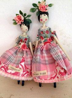 Břichopas about toys: dolls / dolls