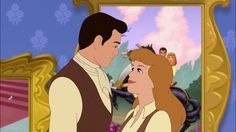 Cinderella and Prince Charming Film Disney, Disney Wiki, Disney Couples, Disney Love, Disney Characters, Disney Stuff, Cinderella 3, Cinderella And Prince Charming, Fairy Godmother Wand