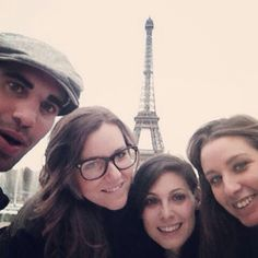 Asombrados en Paris