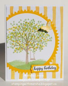 Thanks for looking! http://www.stampingwithmarsha.blogspot.ca/2015/03/sheltering-tree-5.html