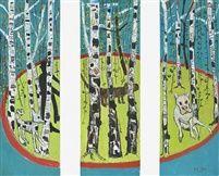 Galerie Brockstedt on artnet, Peter Herrmann, 2010
