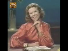 Baptism of the Holy Spirit - by Kathryn Kuhlman (1 of 2) - YouTube