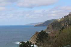 Such a great place to stay nr Donostia, Spain. Apartment in a rural house on the clifftop overlooking the Cantabric sea just 10 minutes from San Sebastian.