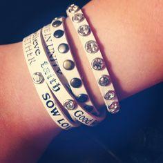 .@Shawna Bergene English | Good works bracelet #secretsanta #christmas #goodworks #believe | Webstagram