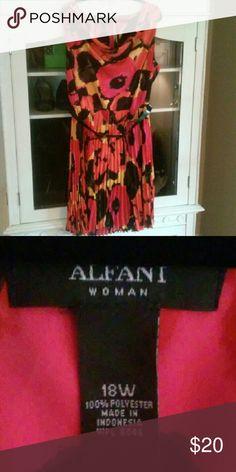 Selling this Alfani Dress on Poshmark! My username is: craycrayrach. #shopmycloset #poshmark #fashion #shopping #style #forsale #Alfani #Dresses & Skirts
